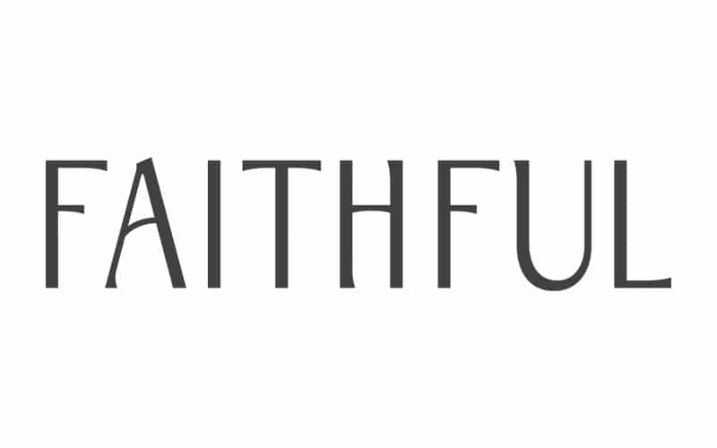 Faithful Project Homepage