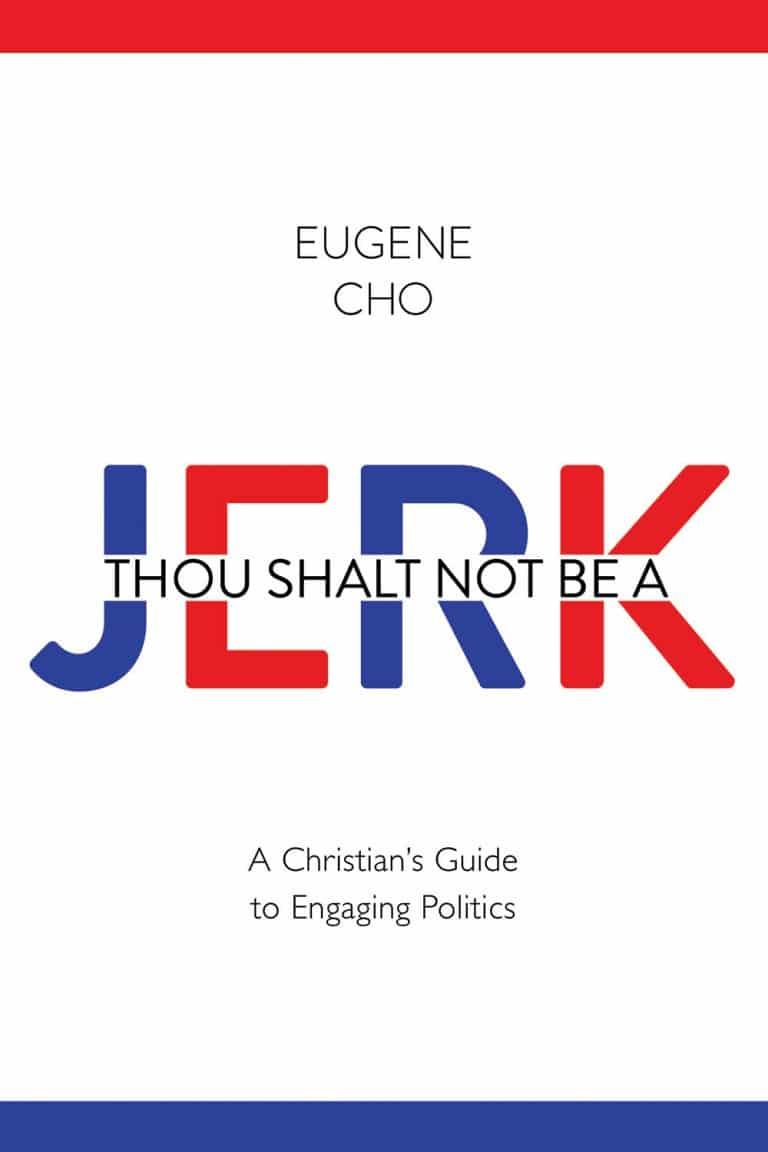 Thou Shalt Not Be a Jerk book cover